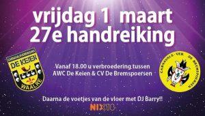 27e handreiking @ De Volmolen | Riethoven | Noord-Brabant | Nederland