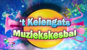 Het Groots Keiengats Muziekskesbal @ Het Klooster Waalre | Waalre | Noord-Brabant | Nederland