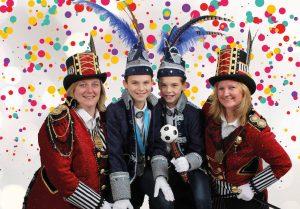 Receptie Prinses Jaqueline & Jeugdprins Jan @ Gemeenschapshuis Het Klooster | Waalre | Noord-Brabant | Nederland