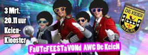 Faute feestavond @ Het Klooster Waalre | Waalre | Noord-Brabant | Nederland