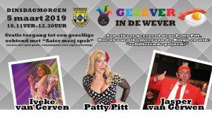 Gezever in de Wever 2019 @ Wolderse Wever | Waalre | Noord-Brabant | Nederland