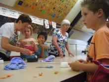 CreaKids knutselclub @ Activiteiten- en ontmoetingscentrum de Pracht | Waalre | Noord-Brabant | Nederland