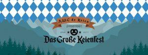 Das Große Keienfest 2019 @ Gemeenschapshuis Het Klooster | Waalre | Noord-Brabant | Nederland