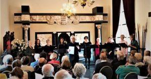 Najaarsconcert door Vrouwen Vocaal Ensemble Melos @ Oude Willibrorduskerk | Waalre | Noord-Brabant | Nederland