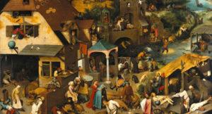 Lezing Spreekwoorden bij Bruegel @ Agnus Dei-Kerk | Waalre | Noord-Brabant | Nederland