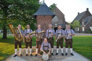 Terrasconcert 'Die Lustigen Brüder' @ Café zaal de Wolderse Wever | Waalre | Noord-Brabant | Nederland