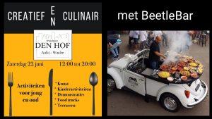Creatief en Culinair Den Hof @ Winkelplein Den Hof | Waalre | Noord-Brabant | Nederland