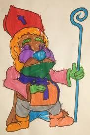 Sinterklaas bij Kinderopvang @ Kindcentrum De Wilderen   Waalre   Noord-Brabant   Nederland