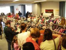 Kinderkleding- en speelgoedbeurs @ De Pracht in Aalst-Waalre | Waalre | Noord-Brabant | Nederland